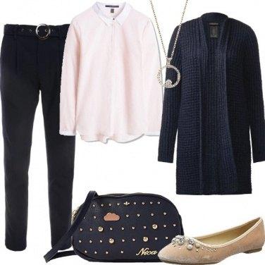 Outfit Borchie e Swarovski