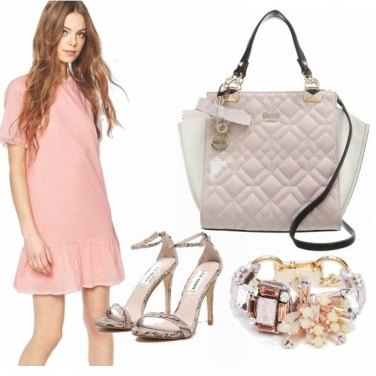 Outfit Rosa quarzo: pantone 2016