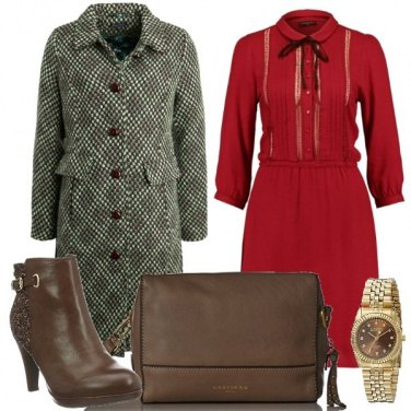 Outfit Abbinamenti raffinati