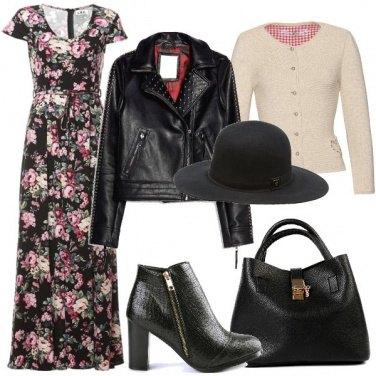 Outfit Forte e romantica