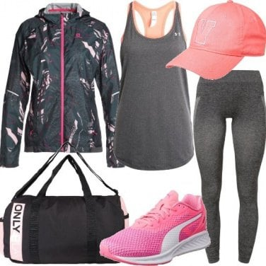 Outfit Sneakers sportive