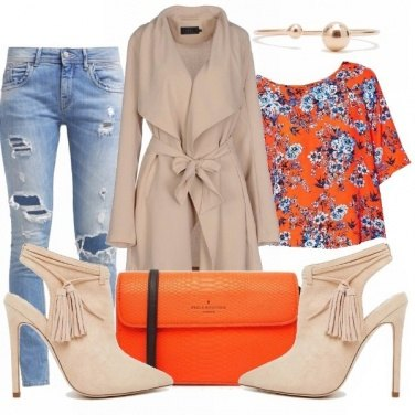 Outfit Primavera ma non troppo