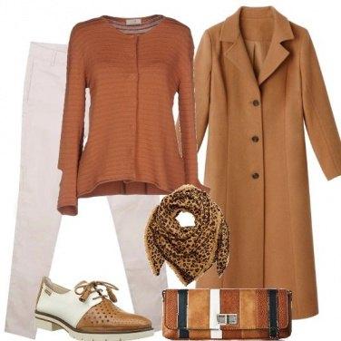 Outfit Colori sahariani