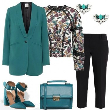 Outfit Il blazer come must have