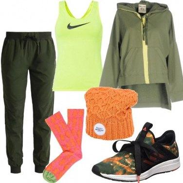 Outfit Macchie di colore