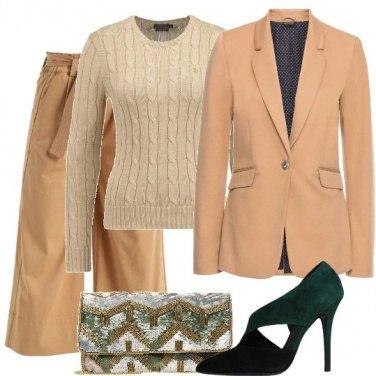 Outfit Pantaloni culotte e scarpe da sogno