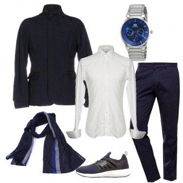 Outfit Un principe in blu