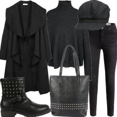 Outfit Dettaglio borchie