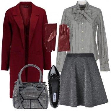 Outfit Bon Ton con borchie