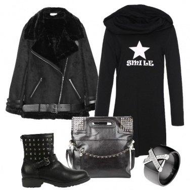 Outfit Il nero