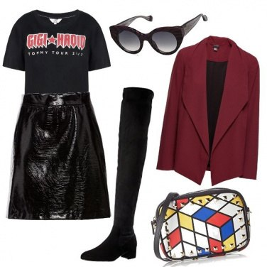 Outfit #CondéNastAcademy Chiara D\'Alessandro