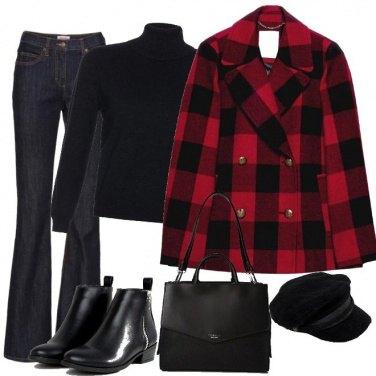 Outfit #CondéNastAcademy Sara Andreozzi