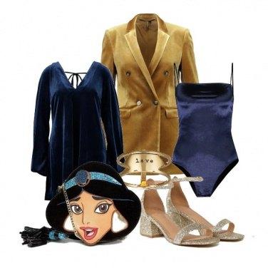 Outfit #CondéNastAcademy Annalisa Arcando