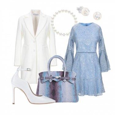Outfit battesimo: 270 Idee per Vestire Invitata, Madrina