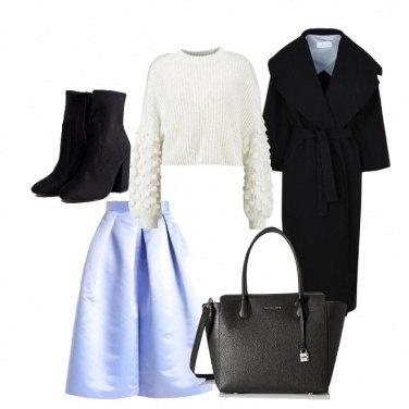 Outfit #CondéNastAcademy Maria Cristina De Rosa