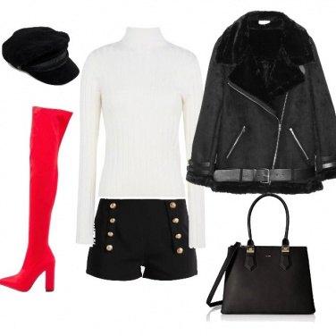 Outfit #CondéNastAcademy Aurora Pianigiani