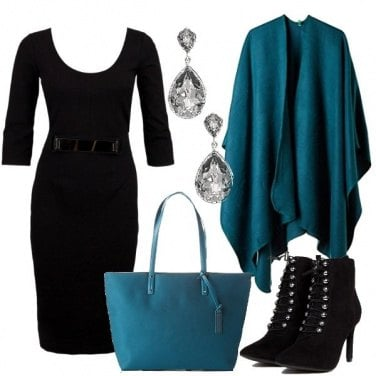 Outfit Il Little Black Dress stiloso