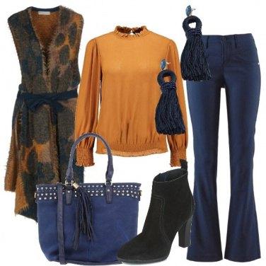 Outfit Una giornata fuori casa