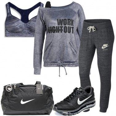 Outfit È ora di allenarsi