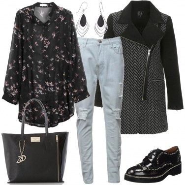 Outfit Piccole borchie