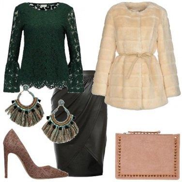 Outfit Il verde che vorrei