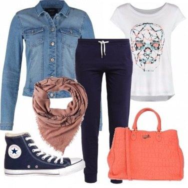 Outfit Comodo relax
