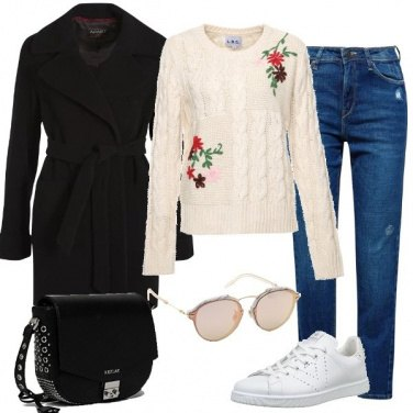 Outfit Perfetta per una passeggiata