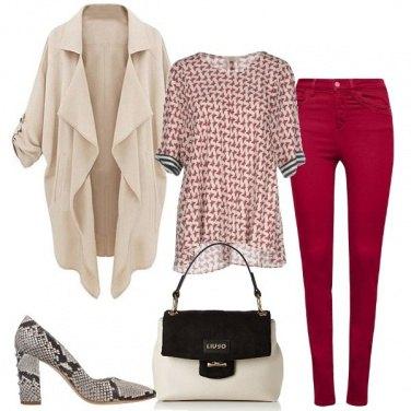 Outfit Un tacco particolare