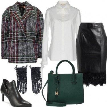 Rosa antico style outfit donna Sporty chic/Trendy per tutti i giorni | Bantoa
