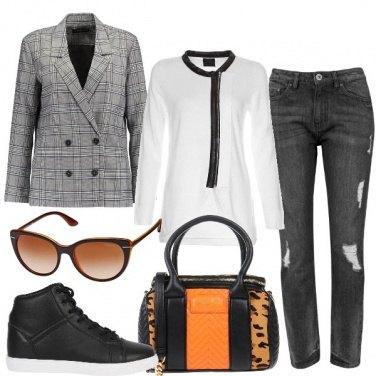 Outfit Spicchi di arancio