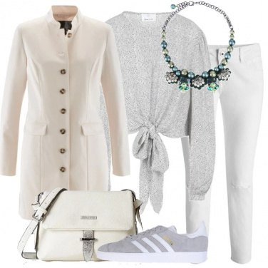Outfit Una collana d\'effetto