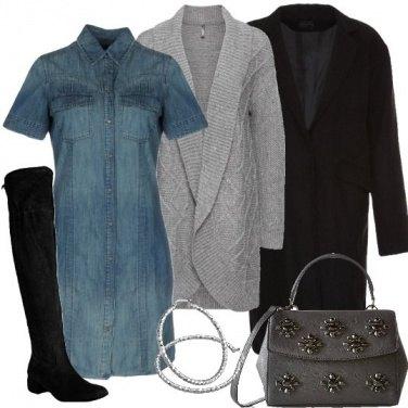 Outfit La borsa in particolare