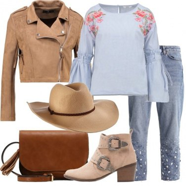 Outfit Ispirazione Far West