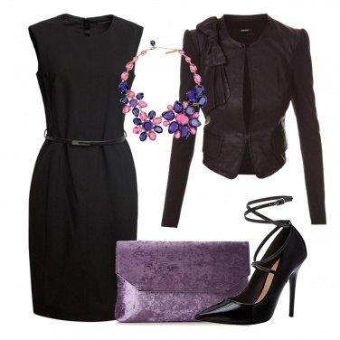 Outfit La collana a fiori