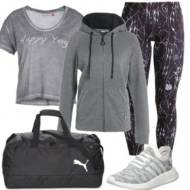 Outfit In palestra