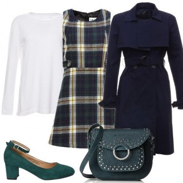 Outfit Ragazza inglese