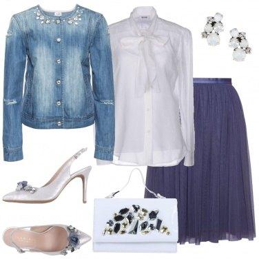 Outfit Cristalli di luce