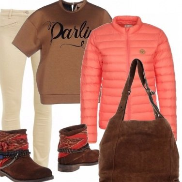 Outfit Climaticamente chic!