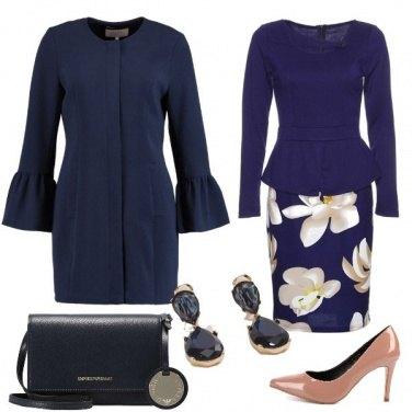Outfit Elegante ma semplice