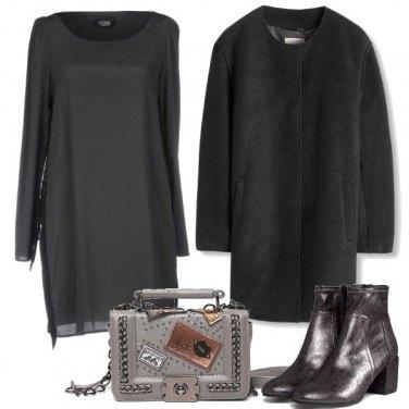 Outfit Catene sulla borsa
