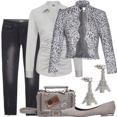 Outfit Volando a Parigi