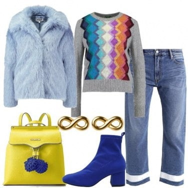 Outfit Mix frizzante