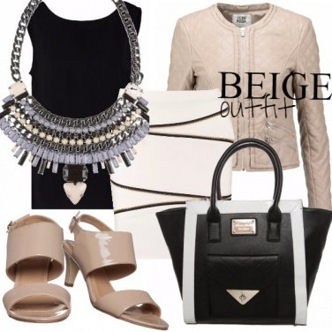Outfit BEIGE OUTFIT