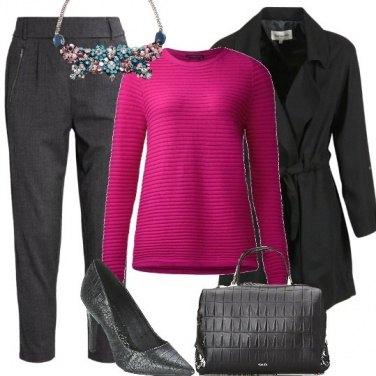 Outfit Colore scintillante