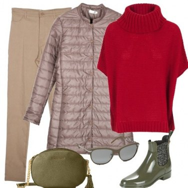 Outfit A passeggio in relax