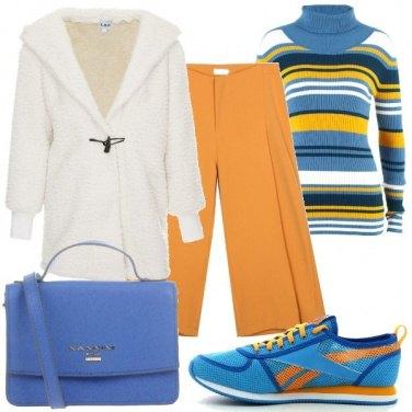 Outfit Colori tutti i giorni