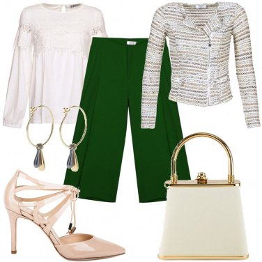 Outfit Donna delicata