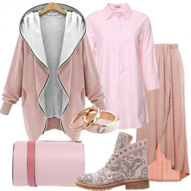 Outfit Viva il rosa