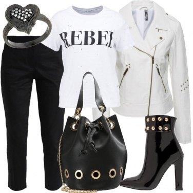Outfit Un po\' ribelle