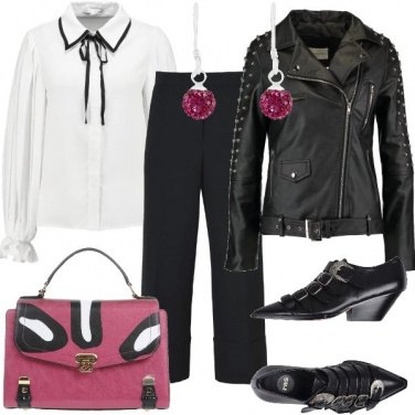 Outfit Accenni rock